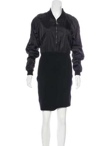 Opening Ceremony Torch Bomber Knit Dress w/ Tags None