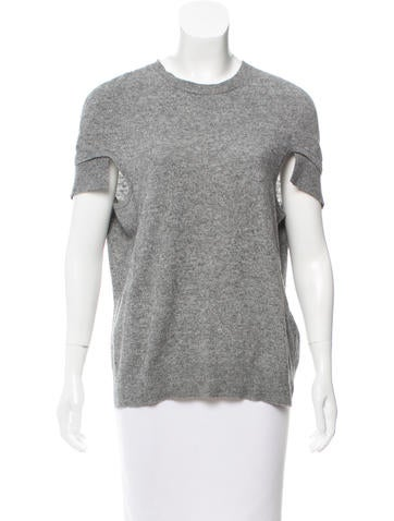 Opening Ceremony Knit Short Sleeve Top None