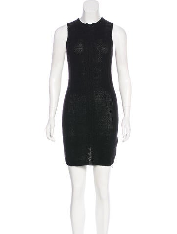 Opening Ceremony Sleeveless Knit Dress None