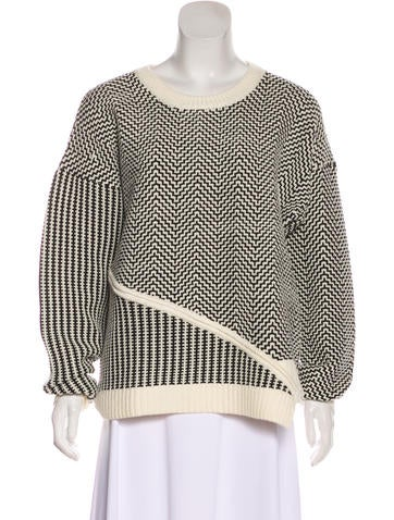 Opening Ceremony Long Sleeve Knit Sweater w/ Tags None