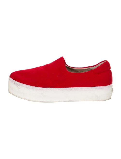 Opening Ceremony Sneakers Red