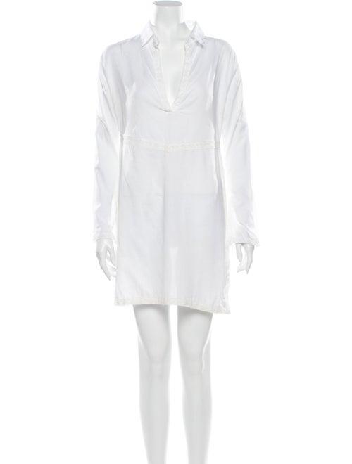 Melissa Odabash Cover-Up White