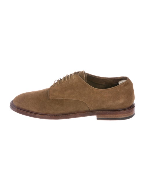 Officine Creative Cornell Derby Shoes tan