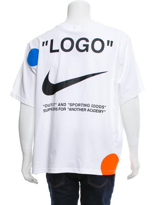 d33128d549e2b Off-White x Nike 2018 Mercurial NRG T-Shirt w  Tags - Clothing ...