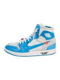 size 40 b49ed 369cf Off-White x Nike The Ten: Air Jordan 1 Retro Sneakers ...