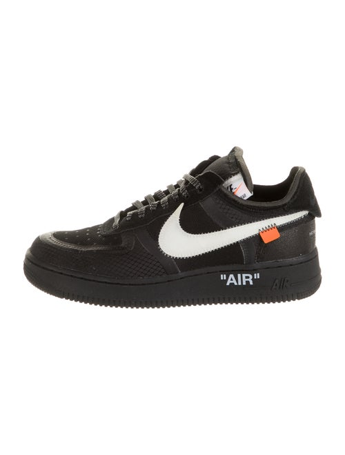 Off-White x Nike Air Force 1 Sneakers White - image 1
