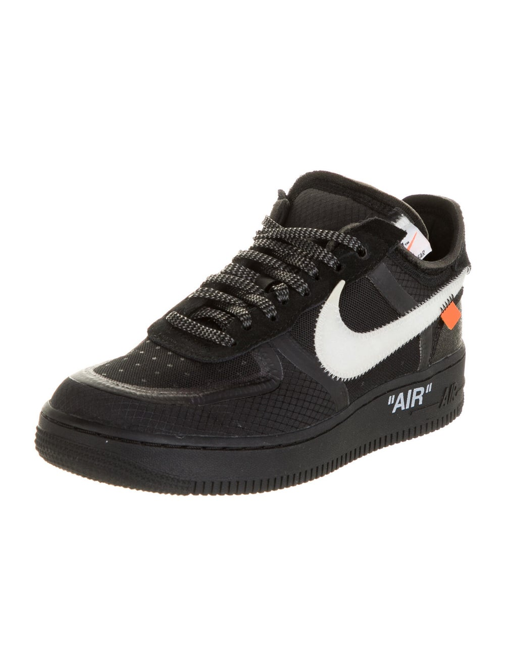 Off-White x Nike Air Force 1 Sneakers White - image 2