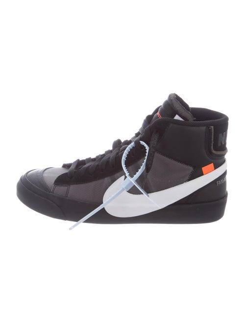 Off-White x Nike Blazer Mid Grim Reaper Sneakers W