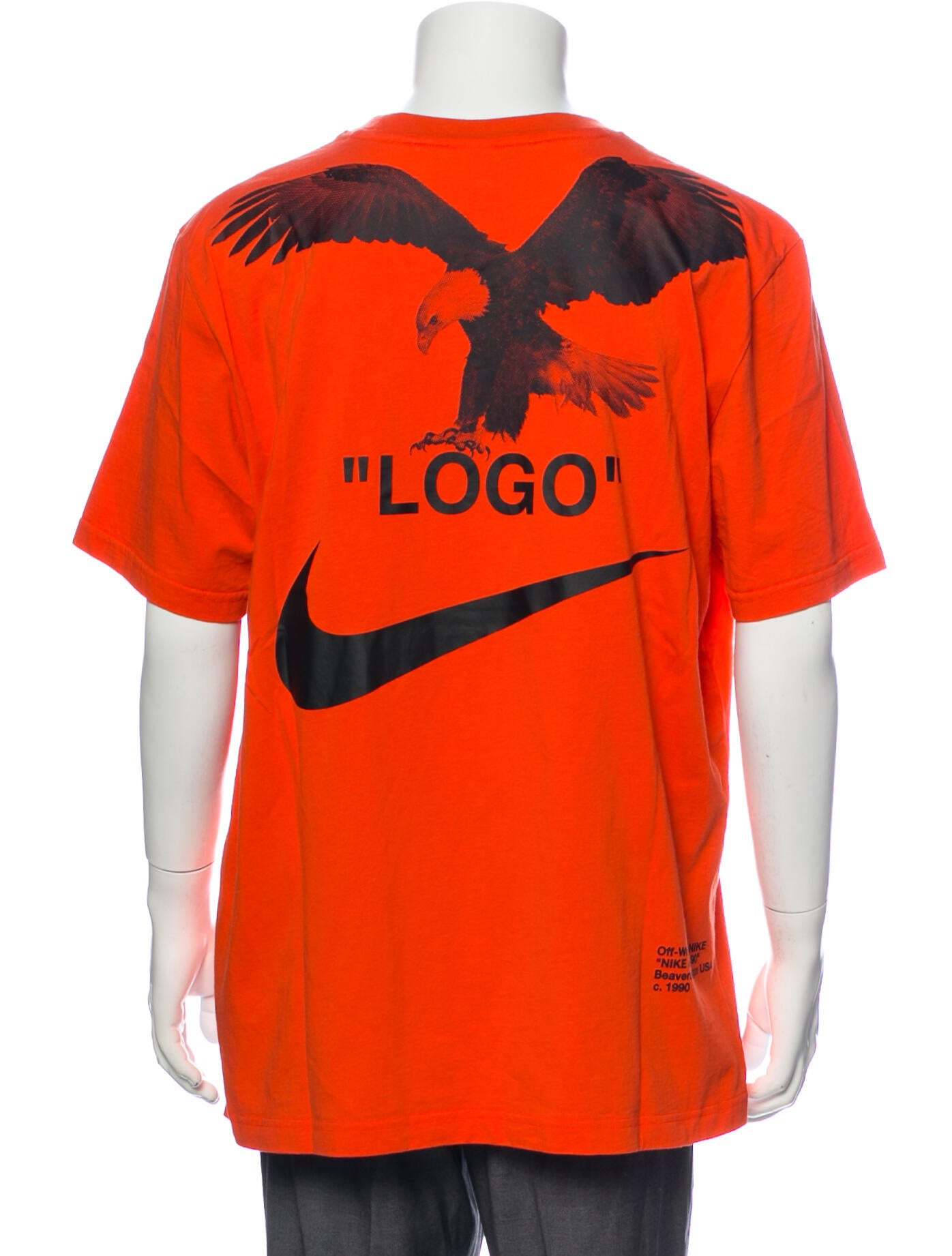 James Dyson lista Mujer  Off-White x Nike 2019 NRG A6 T-Shirt - Clothing - WOFFW21567 | The RealReal