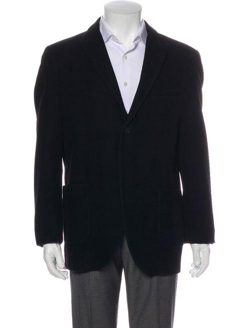 Officina del Tempo Two-Button Sport Coat black