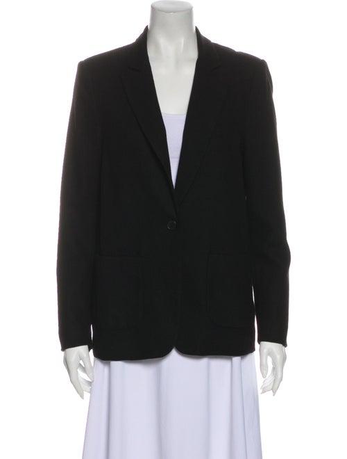 OAK Wool Blazer Wool