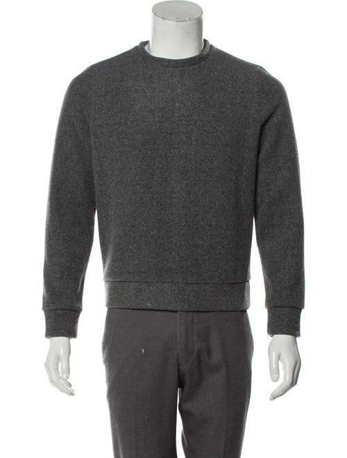 Oak + Fort Crew Neck Sweatshirt grey