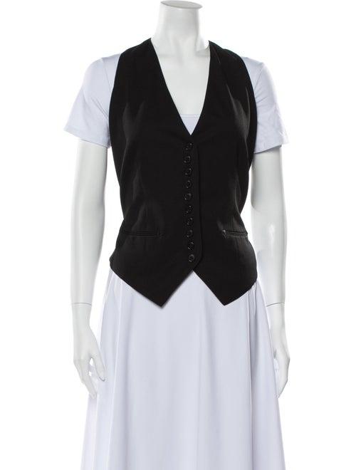 OMO Norma Kamali Vest Black