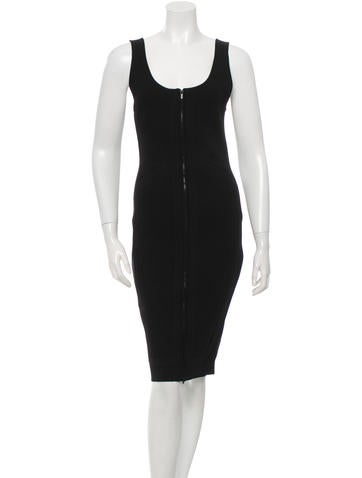 Ohne Titel Bodycon Dress None