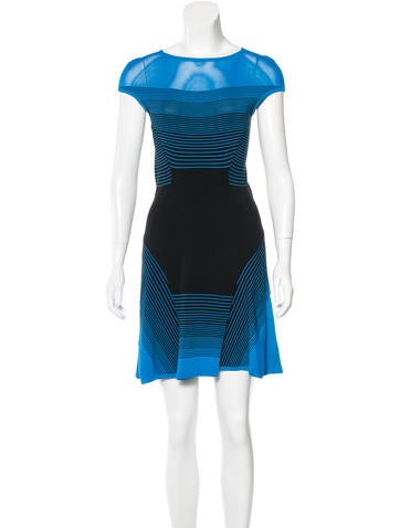 Ohne Titel Knit A-Line Dress None