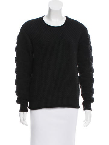 Ohne Titel Wool Knit Sweater None