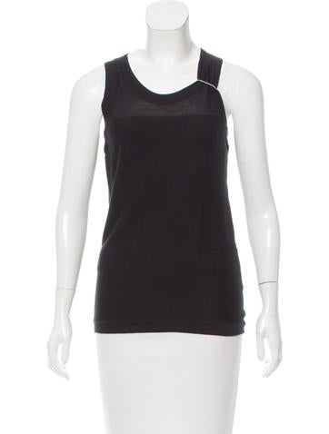 Ohne Titel Sleeveless Scoop Neck Top w/ Tags None
