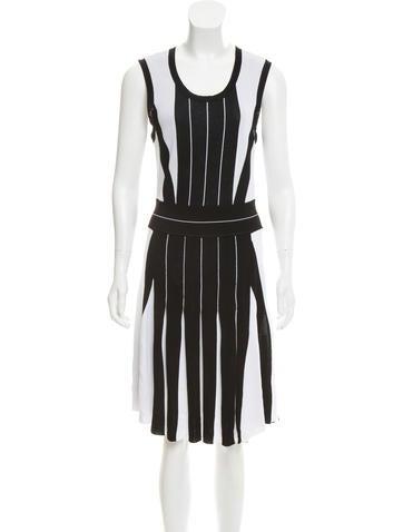 Ohne Titel Colorblock A-Line Dress None