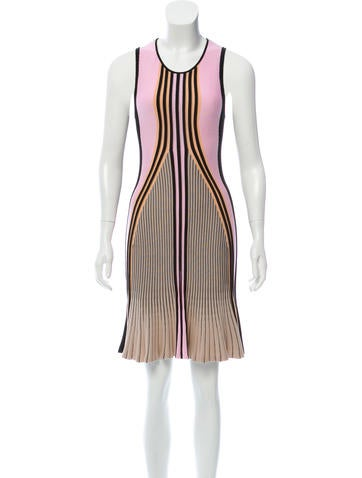 Ohne Titel Knit Sleeveless Dress None