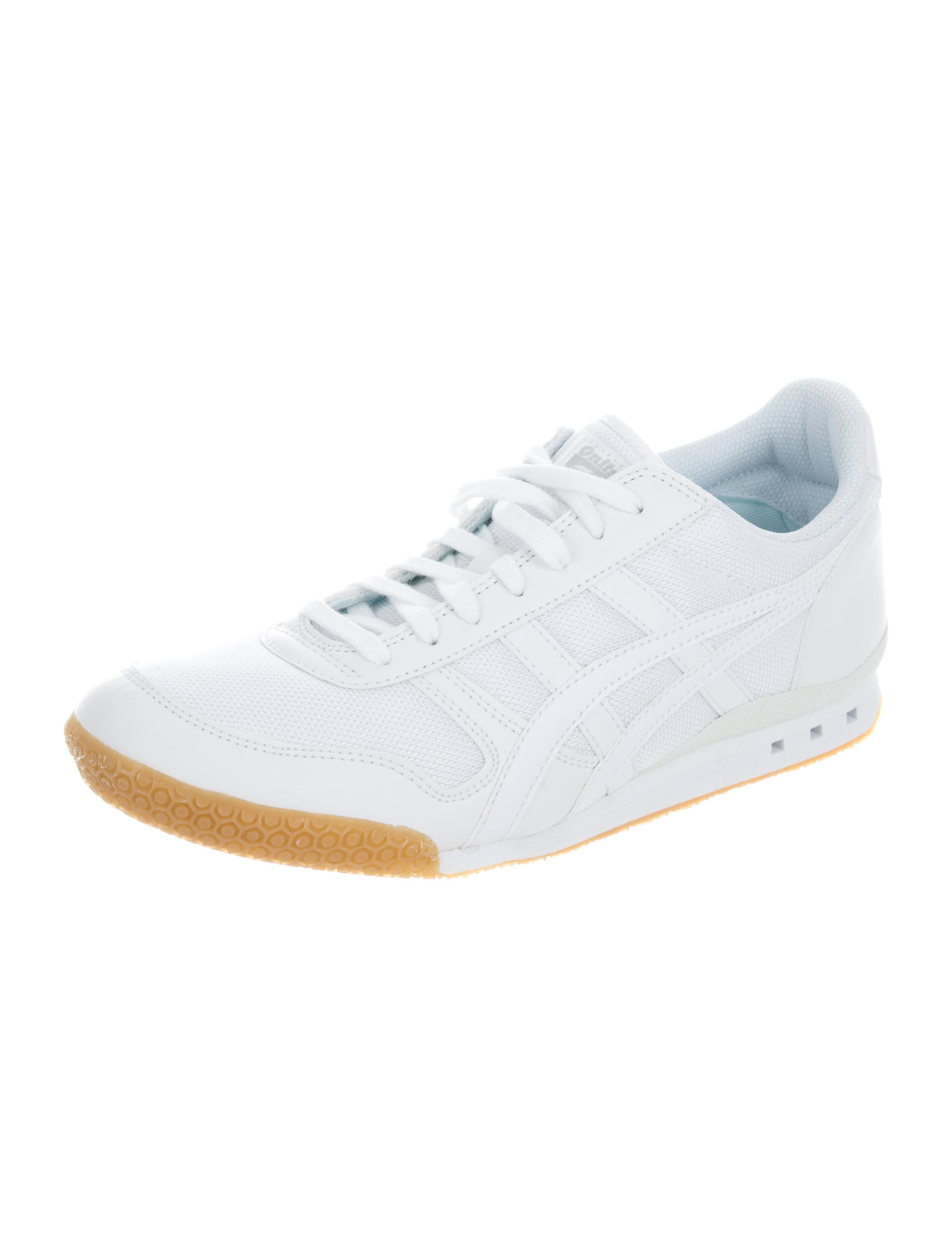 Onitsuka Tiger Mesh Low-Top Sneakers w/ Tags fast delivery sale online BCXm3k8