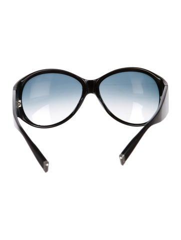 Gradient Acetate Sunglasses
