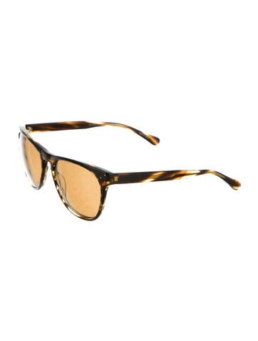 Daddy B Marbled Sunglasses