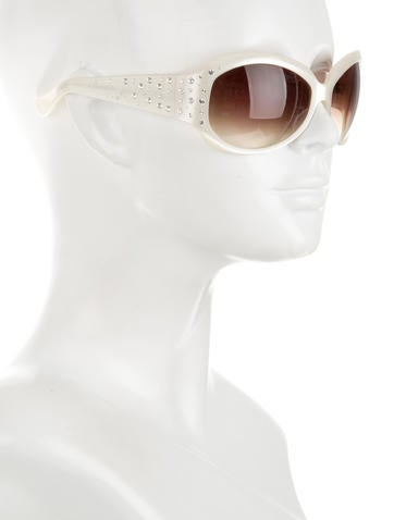 Isis Jeweled Sunglasses