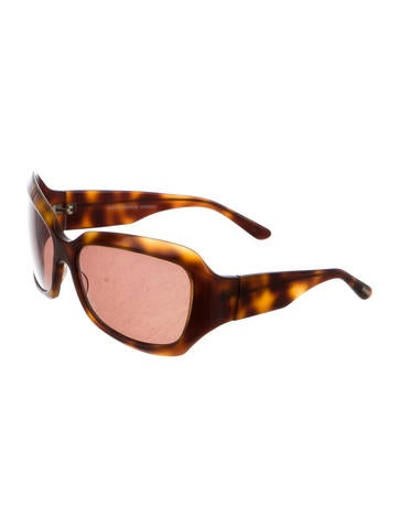 Marbled Acetate Sunglasses