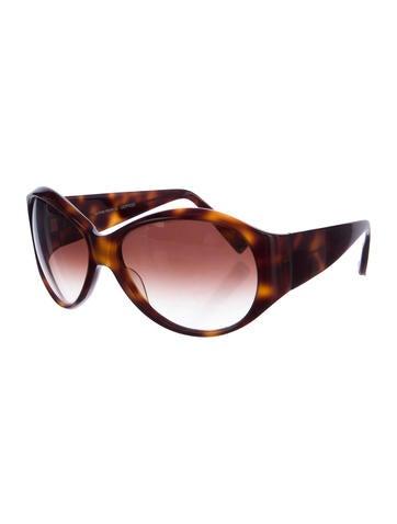 Coquette Tortoiseshell Sunglasses