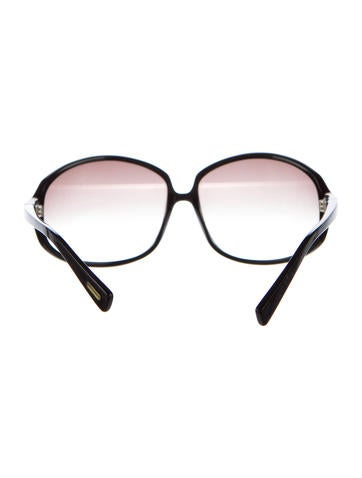 Gradient Clorette Sunglasses