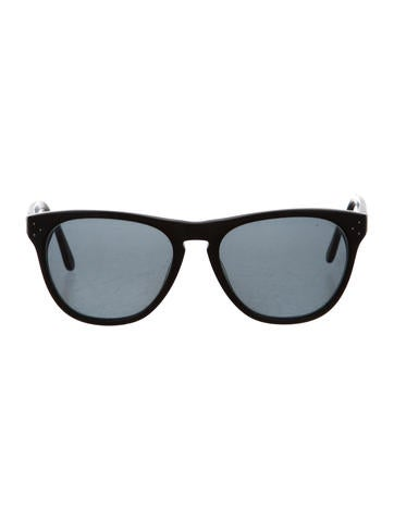 Matte Tinted Sunglasses