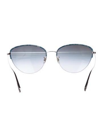 Kiley Gradient Sunglasses