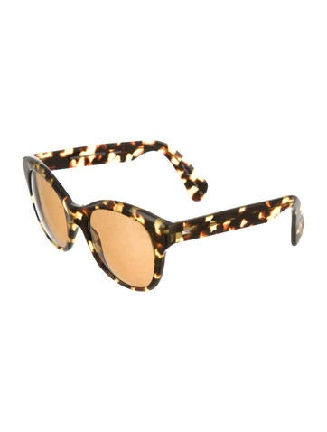 Tortoiseshell Polarized Sunglasses