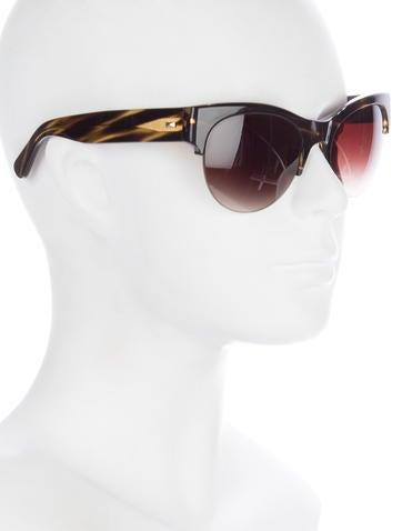 Louella Clubmaster Sunglasses