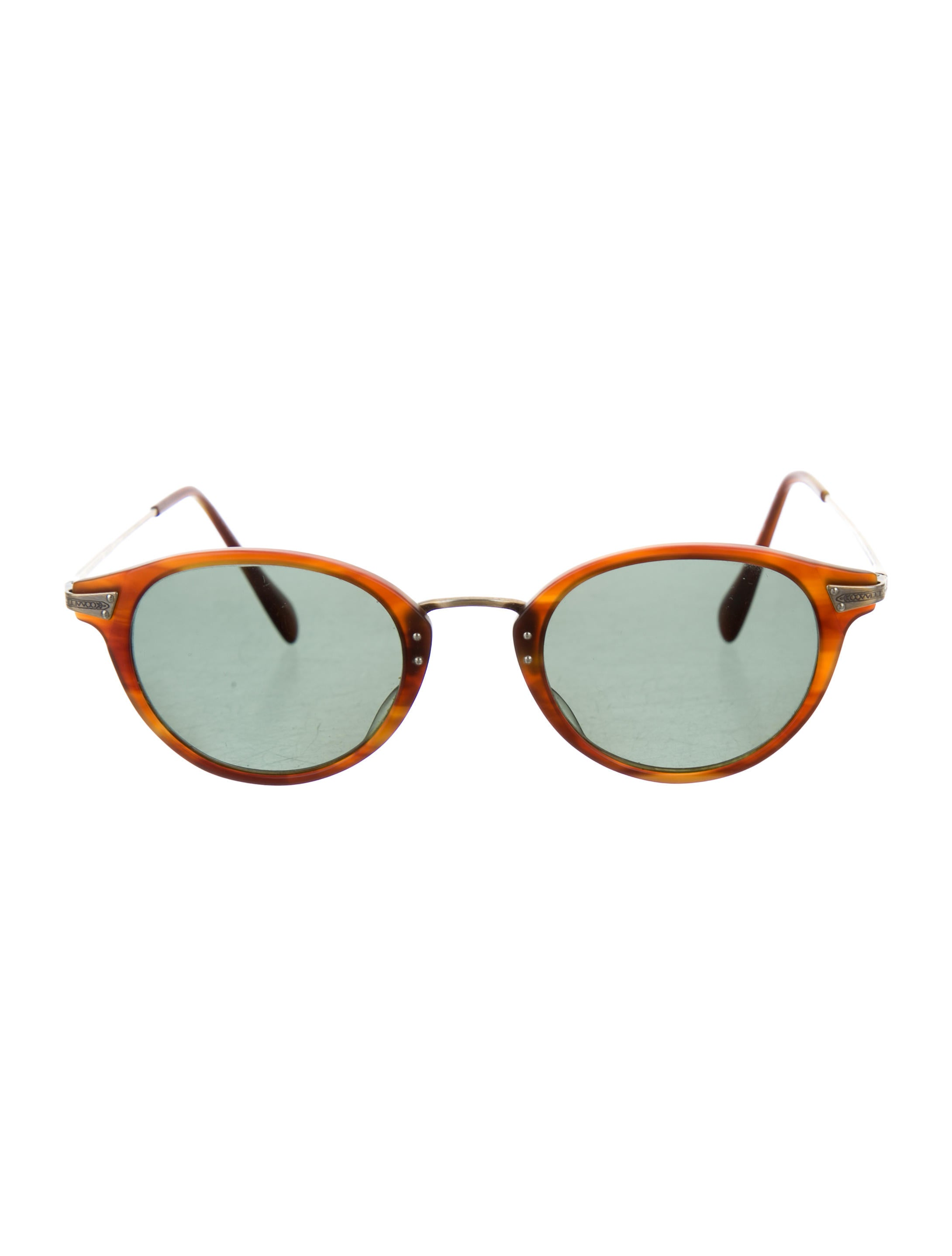 5406064ee101c Oliver Peoples Wylie Circular Sunglasses - Accessories - WOP22730 ...