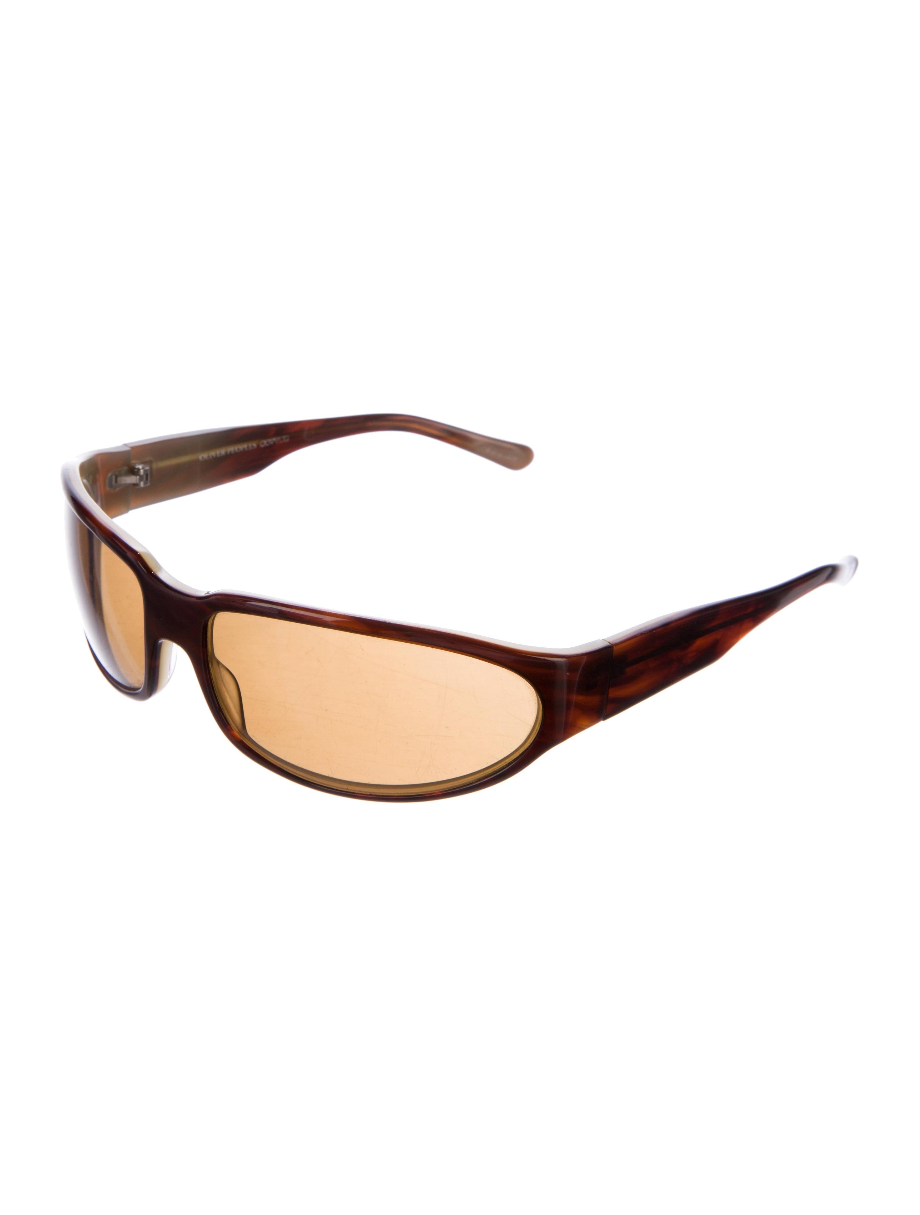 30c2c976baea Oliver Peoples Pakalas Shield Sunglasses - Accessories - WOP23272 ...