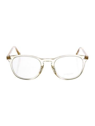 c6181f69405 Oliver Peoples. Sir Finley Tinted Eyeglasses