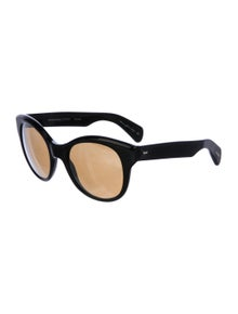 Oliver Peoples Jacey Mirrored Sunglasses