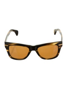 Oliver Peoples Tinted Zooey Sunglasses