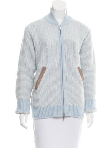 Orley Knit Bi-Color Sweater None