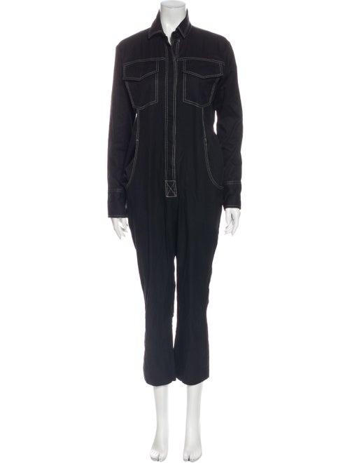 Orseund Iris Jumpsuit Black