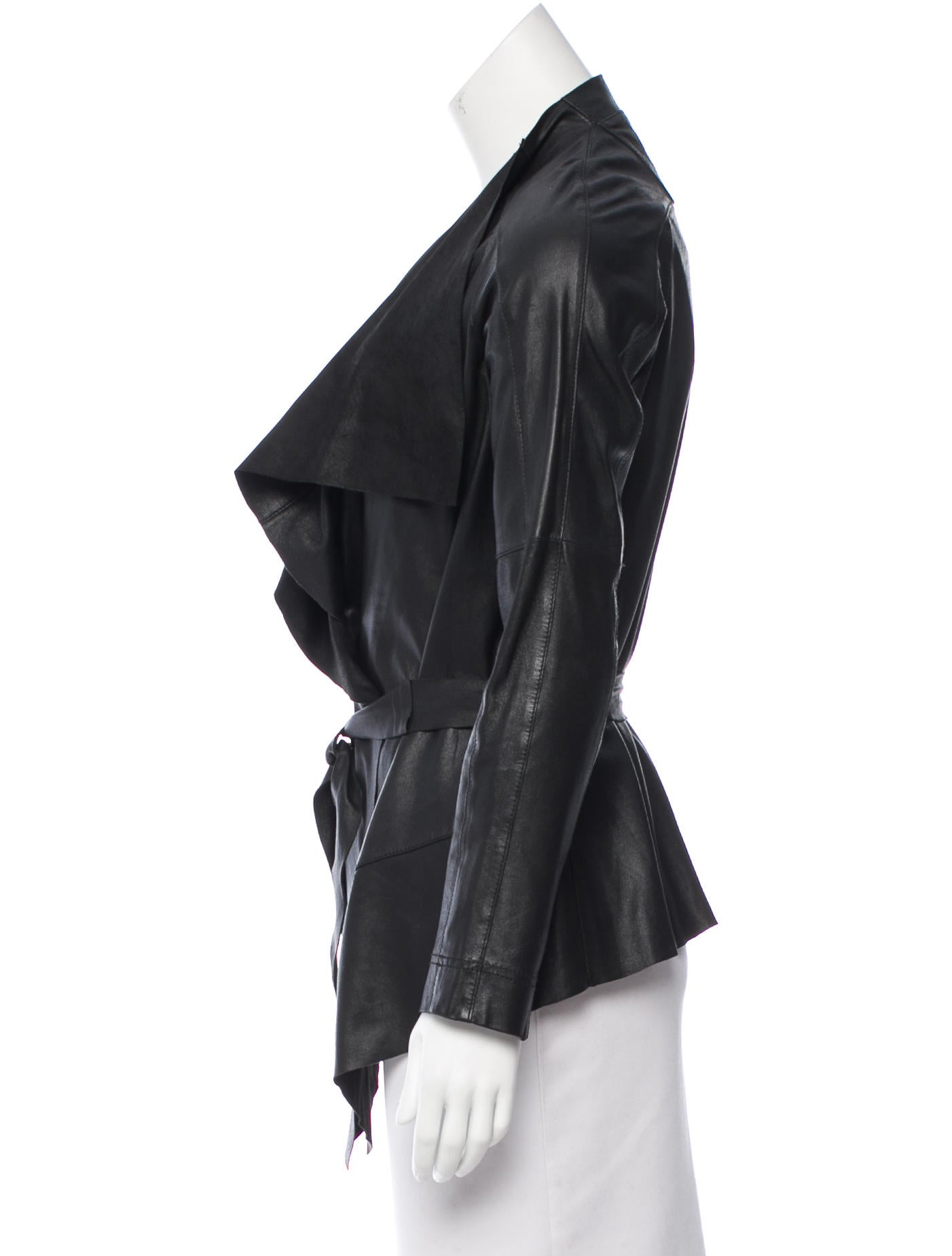 open jacket cute around draped town tobi olive taupe outerwear product drapes all front