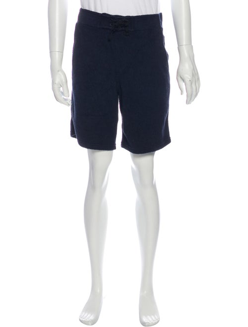 Outerknown Jogger Shorts Blue