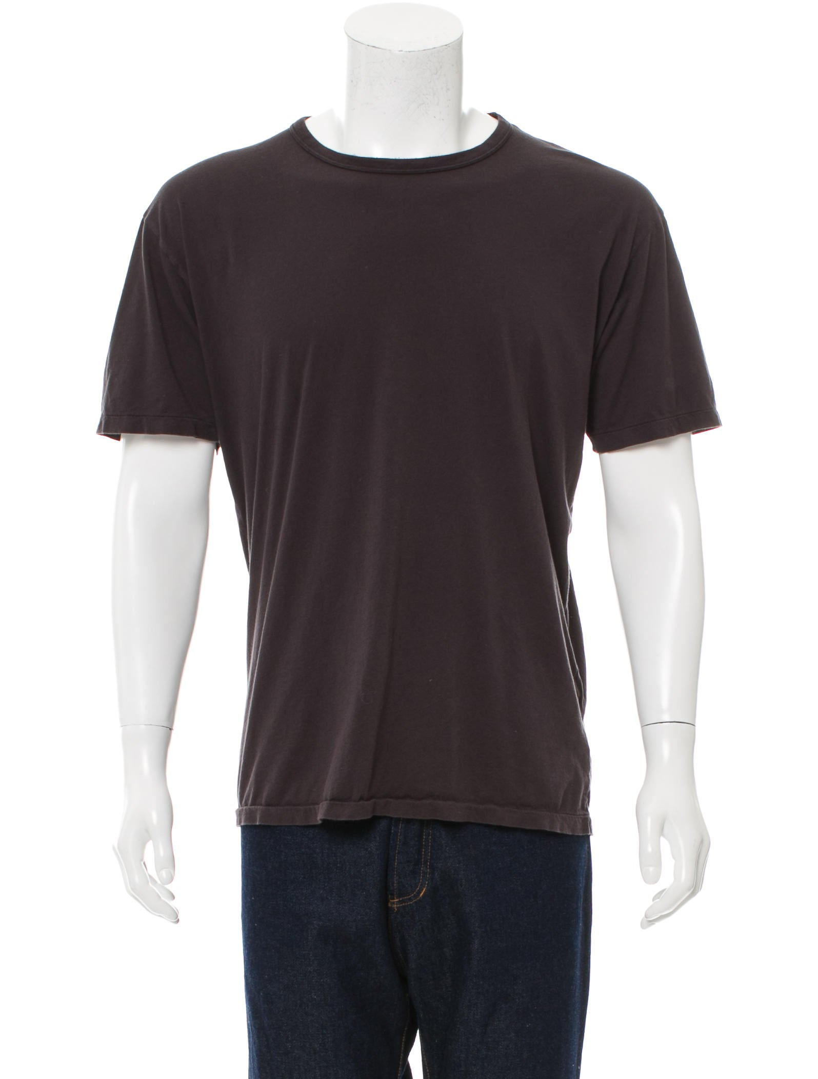 Our legacy short sleeve scoop neck t shirt clothing for Scoop neck t shirt