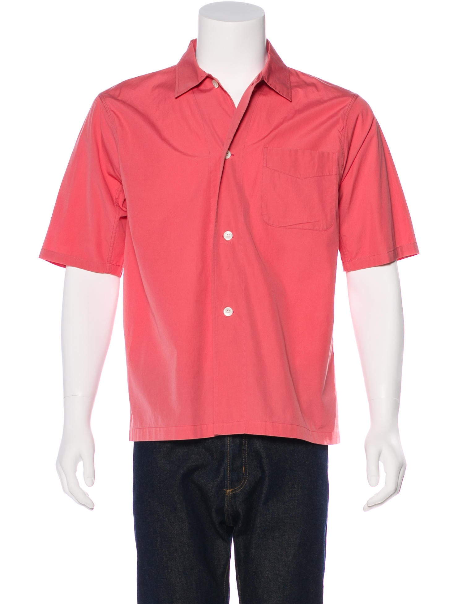 our legacy short sleeve button up shirt clothing