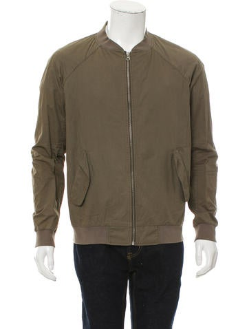 Our Legacy Bomber Jacket None