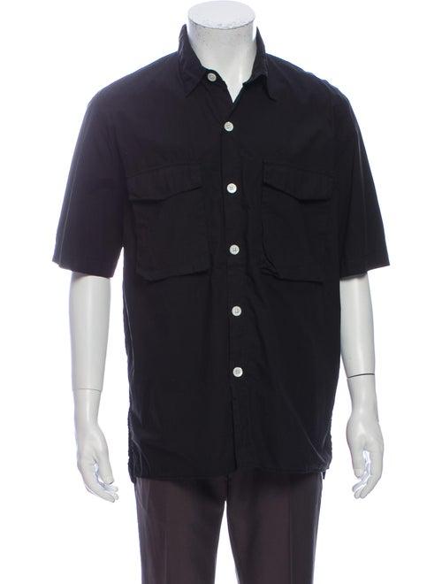 Our Legacy Short Sleeve Shirt Black