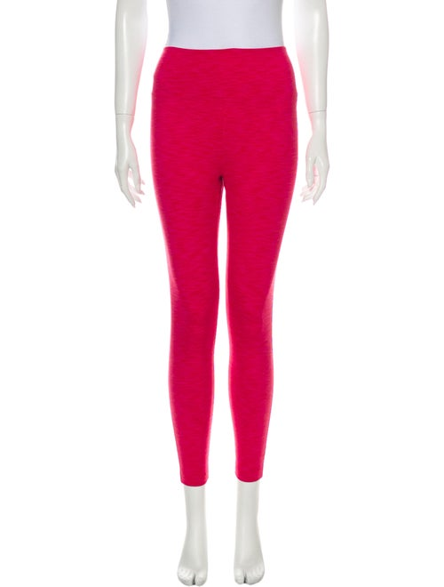 Outdoor Voices Skinny Leg Pants Red