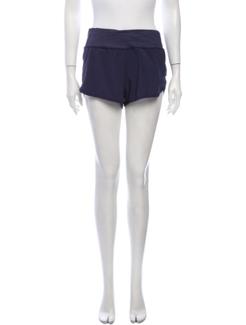 Outdoor Voices Mini Shorts Blue