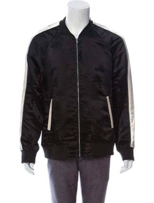 Ovadia & Sons Souvenir Bomber Jacket w/ Tags black